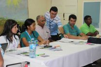 UTP, Instituto Smithsonian y UP, participan de taller dictado en el CIHH.