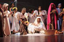 Obra de Teatro:El Nacimiento del Niño Dios.