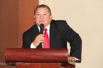 Vicerrector Académico, Dr. Omar Aizpurúa, en representación del Rector de UTP.