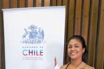 Ingeniera Maudi Barragán, del CIHH.