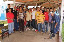 Estudiantes del INADEH en UTP Colón.