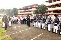 Actos protocolares para celebrar el mes de la Patria, en UTP Colón.