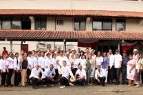 Familia UTP Colón celebra el mes de la Patria.