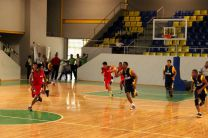 Campeonato de Baloncesto en UTP Colón.