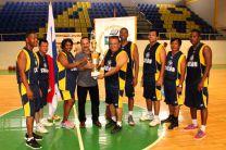 UTP Colón, Subcampeón del Campeonato de Baloncesto.