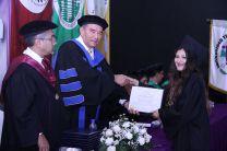 Entrega de Diploma.