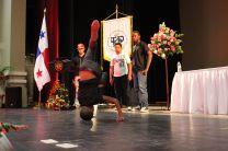 Presentación del Grupo de baile Full Style Jr.
