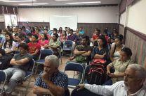 Participaron profesores y estudiantes de la Facultad de Ing. de Civil de la UTP.