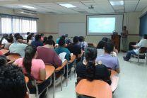 Asistentes a la II Jornada de Investigación en UTP - Azuero.