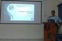 Dr. Cristian Pinzón, Investigador y Docente de la UTP - Veraguas.