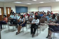 Docentes, investigadores y estudiantes que asistieron a la III Jornada.
