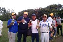 Campeones Defensivos del Equipo de Bola Suave del Centro Regional de Azuero.
