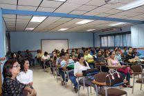 Docentes y Estudiantes asistentes a la III Jornada de Investigación.