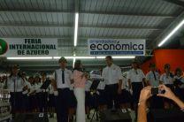 La Licda. Magdalena Durán hace entrega oficial del Sitio WEB.