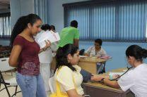 Jornada de Vacunación y Toma de Presión Arterial.