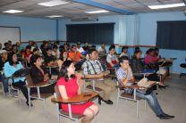 Docentes y Estudiantes de la Sede Regional de Azuero.
