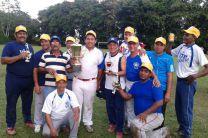 Equipo de Bola Suave del Centro Regional de Azuero.