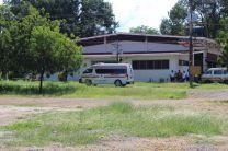 La Cruz Roja de Panamá apoyando a UTP - Azuero en simulacro.