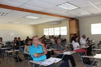 Profesionales de Diversas Entidades de Investigación Participaron de la Clínica.