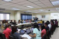 Cada docente utilizó su laptop en donde se le instaló el Programa Educativo.