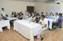 Representantes de Centros Regionales.