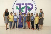 Grupo No, 1 de niños de 8 a 10 años del CEL en Aguadulce