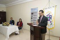 Palabras por el Dr. Alexis Tejedor, Vicerrector de Investigación,Postgrado y Extensión, en el acto de lanzamiento del Proyecto en el CITT.