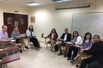 Reunión con personal de la Dirección de Tecnologías de Información y Comunicación.
