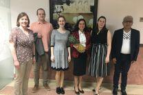 Personal de Universidad Técnica de Riga, UTP y UNACHI.