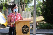 Lissette Lirieth De León, de la Facultad de Ingeniería Mecánica.