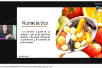 Presentación de Alimentos Nutracéuticos