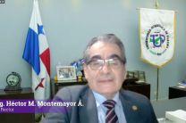 Rector de la UTP, Ing. Héctor M. Montemayor Á.