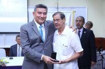 Se entregó la Medalla Víctor Levi Sasso a ex colaboradores de la UTP