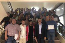 Asistentes al Congreso Internacional SELPER Panamá, organizado por CINEMI, con patrocinio de la ONU.