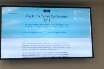 Apertura del Congreso On Think Tank 2018.
