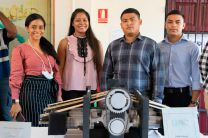 Presentación de Proyectos de Estudiantes de la EAL.