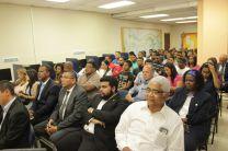 Al evento asistieron estudiantes, docentes, y autoridades de la UTP.