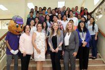 Fotografía de los participantes del Taller de Proyección Personal.