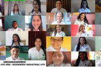 Estudiantes que participaron en la Jornada de capacitación de calidad.
