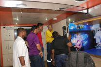 Se capacitó al personal en el Centro Regional de Veraguas.