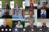 Autoridades de la UTP participan de la Firma de Convenio con Infoplazas.