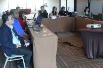 Por Panamá, participaron investigadores del CIHH, de la UTP.