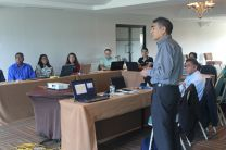 El Proyecto se realizó en conjunto con el OIEA.