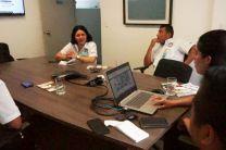 Visita al Grupo de Análisis para el Desarrollo.