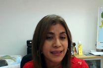 La Mgtr. Diana Laguna C., presidenta de SELPER, Capítulo de Panamá, proyecto financiado por SENACYT y ejecutado por CINEMI. participó del Taller.