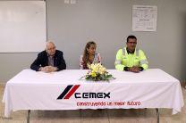 La Cátedra Cemex es organizada por la Universidad Tecnológica de Panamá y CEMEX.
