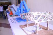 Maqueta exhibida durante el Concurso.