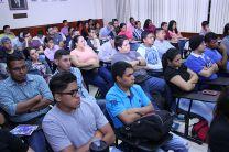 En la Semana de la Ingeniería Civil participaron estudiantes, docentes y expertos.