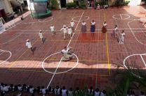 Gira educativa Colegio en Cienega, Departamento del Magdalena.