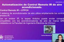 Presentación de proyectos de investigación, por estudiantes del Centro Regional de la UTP, en Chiriquí.